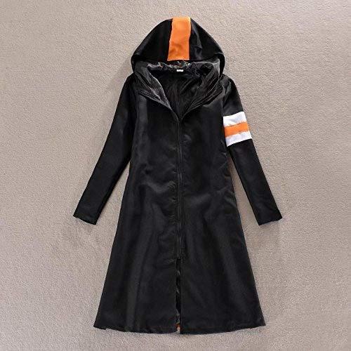 * ONE PIECE one piece wind Trafalgar low wind coat jacket cosplay costume costume anime college line (size M)