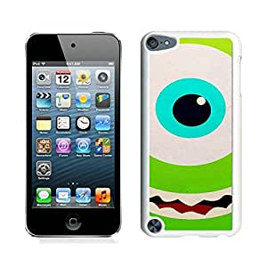 Unique iPod Touch 5 Screen Case ,Popular And Durable Designed Case With Monster University Mike and Sulley 13 White For iPod Touch 5 Phone Case Great Quality Cover Case