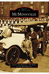 McMinnville (Images of America: Oregon) Paperback