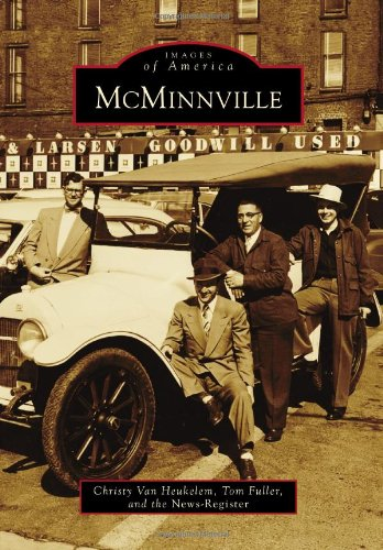 McMinnville (Images of America: Oregon)