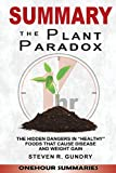 #2: Summary Of The Plant Paradox: The Hidden Dangers in