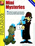 Mini Mysteries: 26 Intriguing Mystery Stories to Improve Reading Comprehension, Listening Skills & Critical Thinking, Grades 3-6