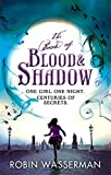 The Book of Blood and Shadow by Robin Wasserman front cover