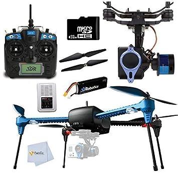 Amazon.com: 3d robótica Iris + Multicopter 915 MHz 3DR Iris ...