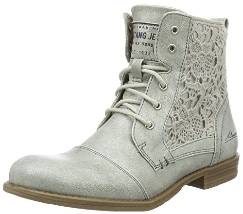 1157 Silber 546 Mustang Femme Classiques 21 Bottes 21 Silber Argent Sdxvq8