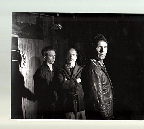 (MOVIE PHOTO: American Buffalo-Zephyr Theater-Sandy Bull-B&W-8x10-Promo-Still)