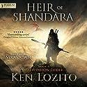 Heir of Shandara: Safanarion Order, Book 4 Audiobook by Ken Lozito Narrated by Vikas Adam