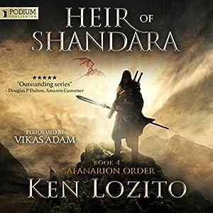 Heir of Shandara Audiobook