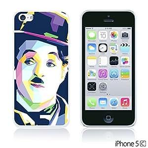 alTM - Celebrity Star Hard Back Case forDiy For Mousepad 9*7.5Inch Chaplin Artwork