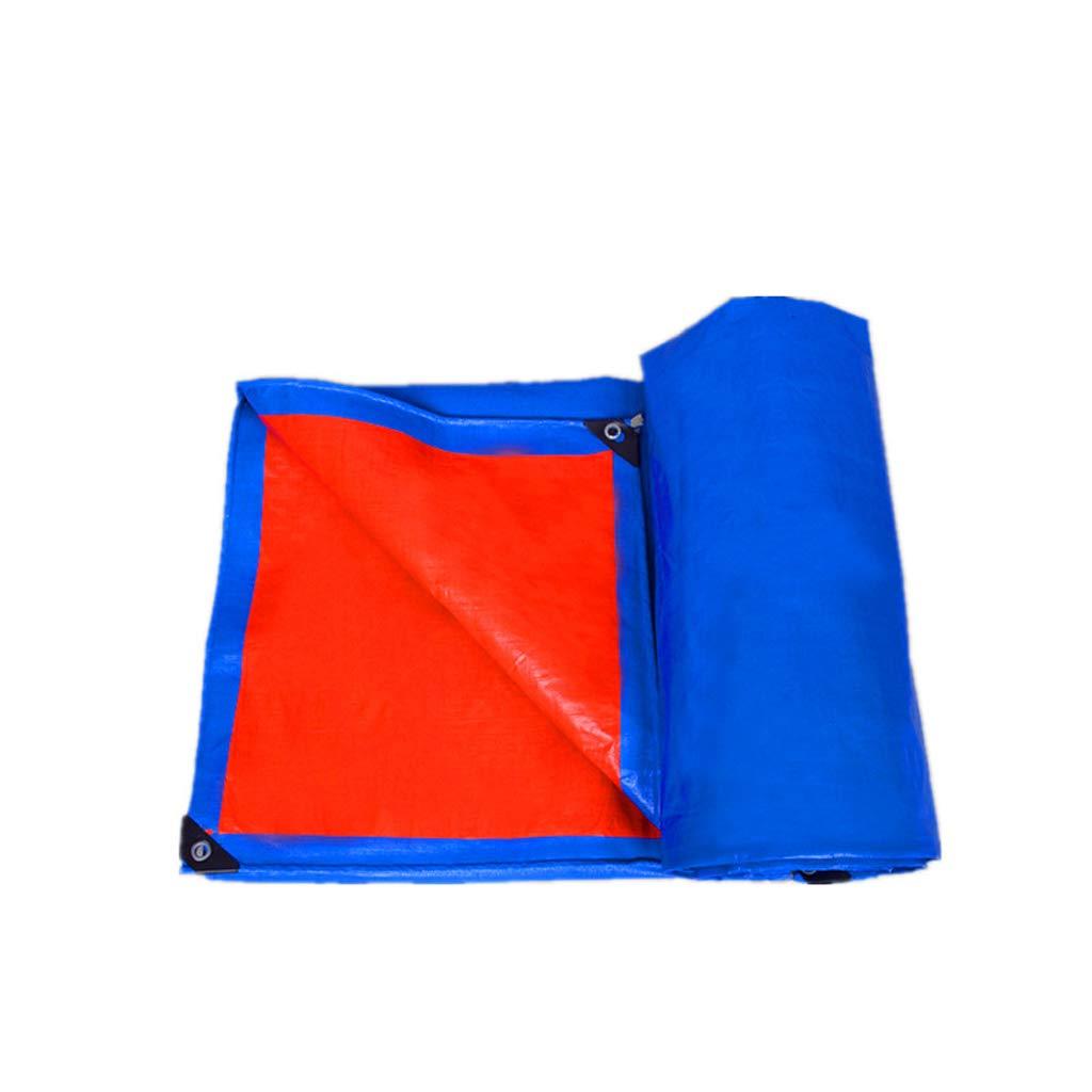 パッド入りターポリンターポリン日焼け止めバイザークロスカラーストリップクロスアウトドアオーニングターポリンカークレーププラスチック、様々なサイズ180G /M² (サイズ さいず : 8*12m) 8*12m  B07NSTCBVS