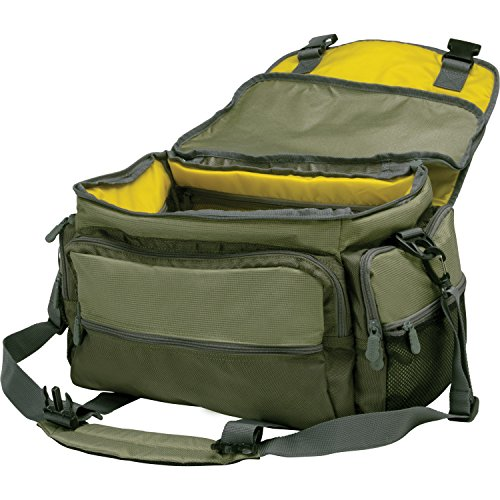 Allen platte river fishing gear bag olive pitch outdoors for Amazon fishing equipment