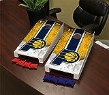 Victory Tailgate Indiana Pacers NBA Desktop Mini Cornhole Game Set