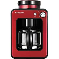 德国maybaum 德国五月树智能家用办公豆粉两用时尚小巧小型迷你全自动现磨一体磨豆美式咖啡机M350