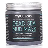 #2: Dead Sea Mud Mask, Purifying Dead Sea Mud Mask Facial Treatment, Dead Sea Mud Mask Facial Cleanser, Mask for Facial Treatment, Acne, Oily Skin&Improves Overall Complexion 250ml. 8.8 fl oz