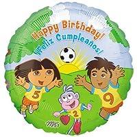 Dora the Explorer & Friends Soccer Happy Birthday 18