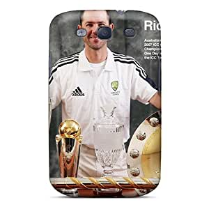 New Arrival Ricky Ponting For Galaxy S3 Case Cover