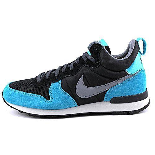 NIKE Internationalist Mid Mens Running Shoes Blac/Dusty Cactus/Anthracite/Cool Gr UBe9R