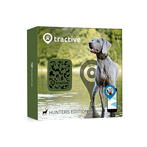 Tractive GPS Pet Tracker, Camouflage, One Size by Tractive