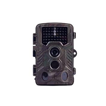 Cámara De Caza De Reconocimiento De A 16MP 1080P Impermeable Con Para La Vigilancia De La