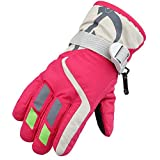 Children Ski Gloves Waterproof Gloves Winter Warm Gloves for 4~6 Years Old Boys or Girls from Zaptex
