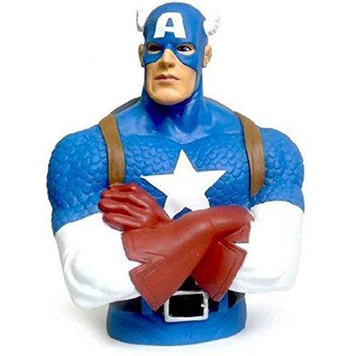 captain-america-marvel-comics-plastic-bust-bank-by-monogram-international-inc