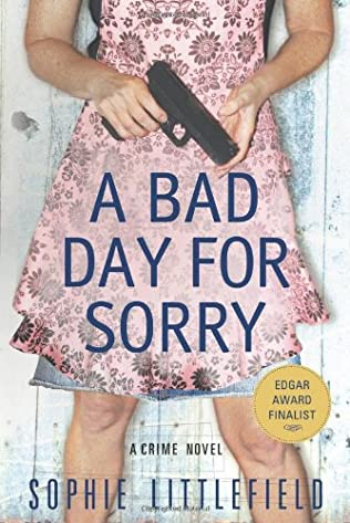 book cover of A Bad Day for Sorry