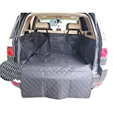 Best Pet Dog Beds - Nonslip Waterproof Dog Car Cargo Cover Dog Cargo Review
