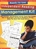 Ready-to-Use Independent Reading Management Kit, Beverley Jones and Maureen Lodge, 0439042380