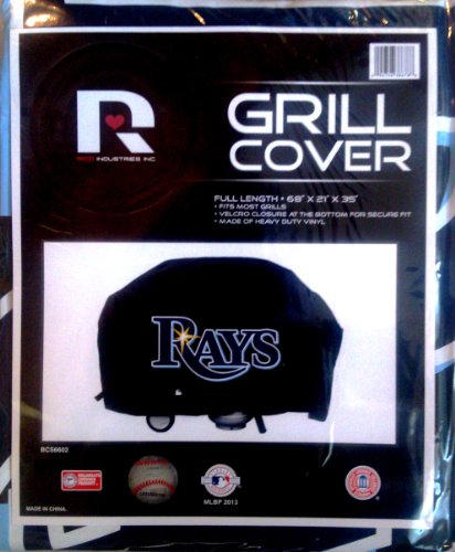(Tampa Bay Rays Economy Grill Cover)