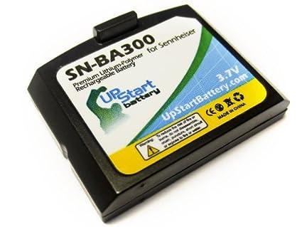 Amazon.com: Sennheiser BA300 – Batería de repuesto para ...