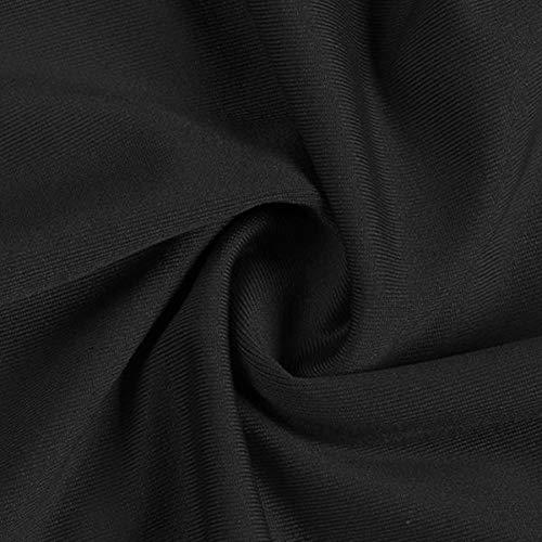 Dames Sarouel De Femmes Haute D'automne Vetements Avec Gris Pour Rue Toogoo M Printemps Pantalon A Fonce Grande Taille Decontracte Des Elastique YwdSz