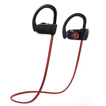 Alian Auricular Bluetooth Inalámbrico con Contacto en Hogar Gimnasio Deportes