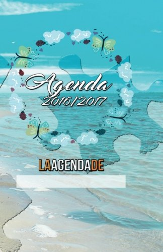 Agenda 2016 2017 - La agenda de: interior blanco y negro ...