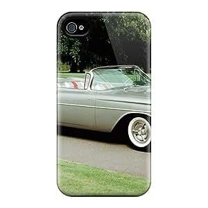 Premium Iphone 4/4s Case - Protective Skin - High Quality For 1959 Pontiac Bonneville