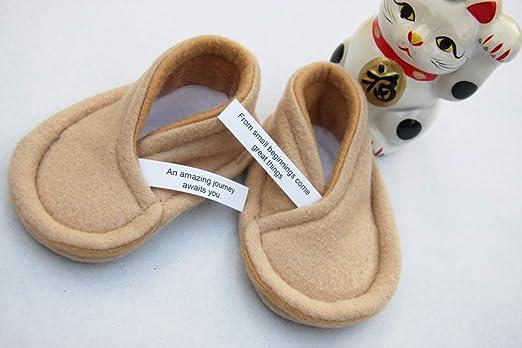 Amazon.com: Galleta de la suerte Botines: Baby