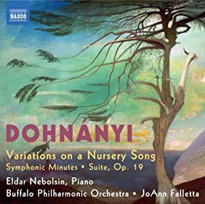 Variations on a Nursery Song