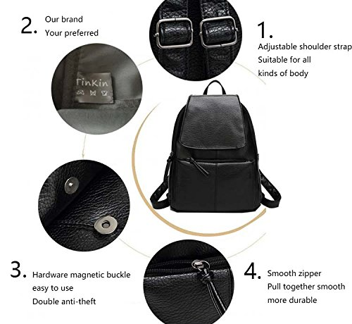 Amazon.com: Cost-effective Backpack Vintage College Student School Backpack Bags for Teenagers Vintage Mochila Casual Rucksack Daypack: Shoes