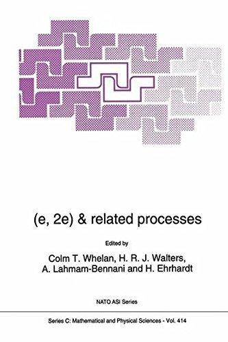 (e,2e) & Related Processes (Nato Science Series C:) Pdf