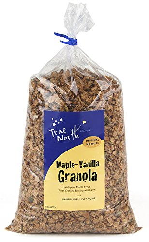 Bulk Maple Vanilla Granola, All Natural and non GMO by True North Granola (5 LB)