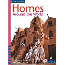 Four Corners: Homes Around the World (Pack of Six)