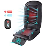 Naipo Cooling Cooler Car Seat Cushion Cool Cover Pad Protector Heating Warmer Electric with Breathable 3D Ventilated Holes Pain Relieve Relaxation for Car Chair Home Office