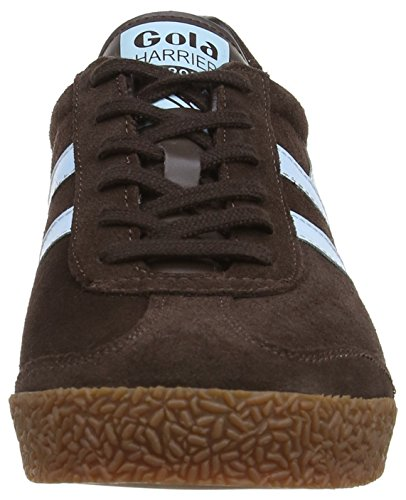 Lonsdale Levens Garçon Blue Chaussures Brown pale Marron dark aaqrxdw