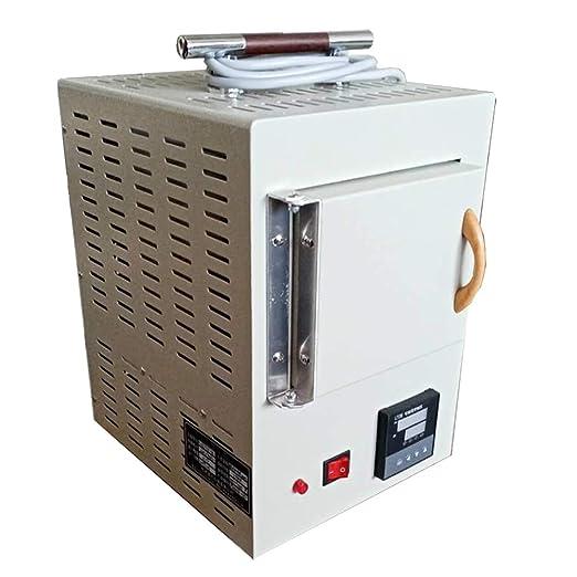 Cerrada de fibra de cerámica el horno de mufla horno de alta ...