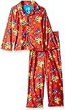 Super Mario Brothers Boys Nintendo 2-Piece Pajama Coat Set