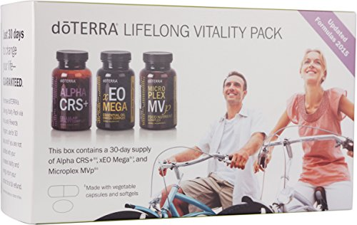 doTERRA Lifelong Vitality Pack Microplex product image