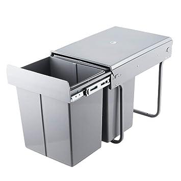 Kitechildhrrd Abfallsammler Einbau Unterschrank Abfalleimer Küche ...