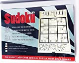 Brain Games Ltd Deluxe Wooden Sudoku Game Board