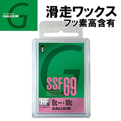 GALLIUMガリウムWAXワックスSSF69HFPINK50g[SW2064]フッ素高含有滑走ワックスピンク
