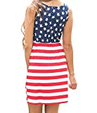 Imily-Bela-Womens-Sleeveless-Floral-Print-Stars-and-Stripes-Racerback-Midi-Tank-Dress-USA-Flag