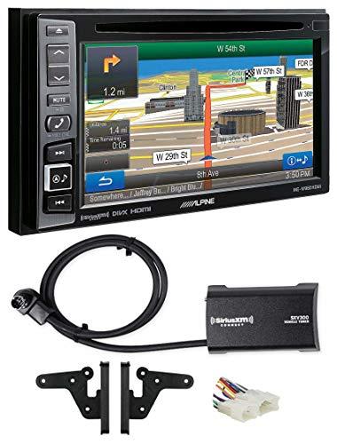 Alpine Bluetooth Receiver w/Navigation/GPS/DVD/XM for 2000-2005 Toyota Echo
